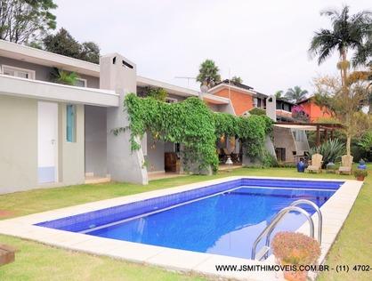 Ver mais detalhes de Casa com 7 Dormitórios  em Vila de São Fernando - Cotia/SP