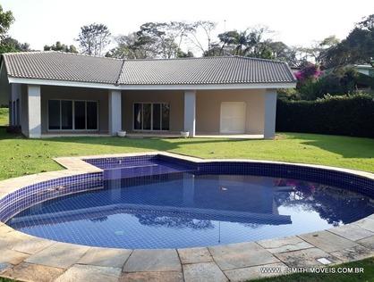 Ver mais detalhes de Casa com 4 Dormitórios  em Vila de São Fernando - Cotia/SP