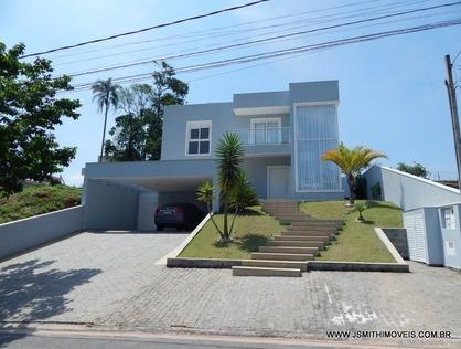 Ver mais detalhes de Casa com 5 Dormitórios  em Bosque do Vianna - Cotia/SP