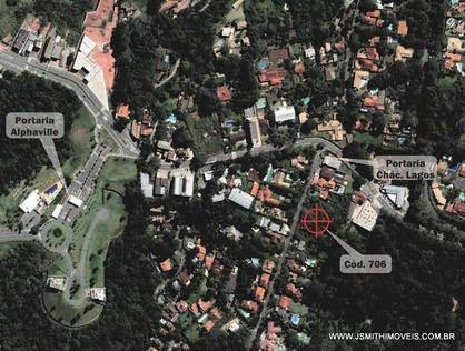 Ver mais detalhes de Terreno com 0 Dormitórios  em Chácara dos Lagos - Carapicuíba/SP