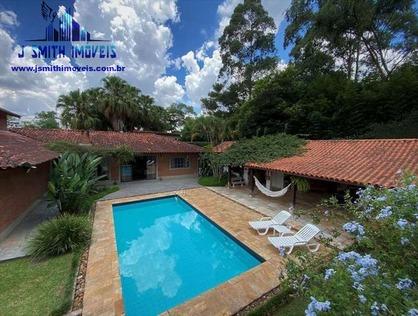 Ver mais detalhes de Casa com 4 Dormitórios  em Algarve - Cotia/SP