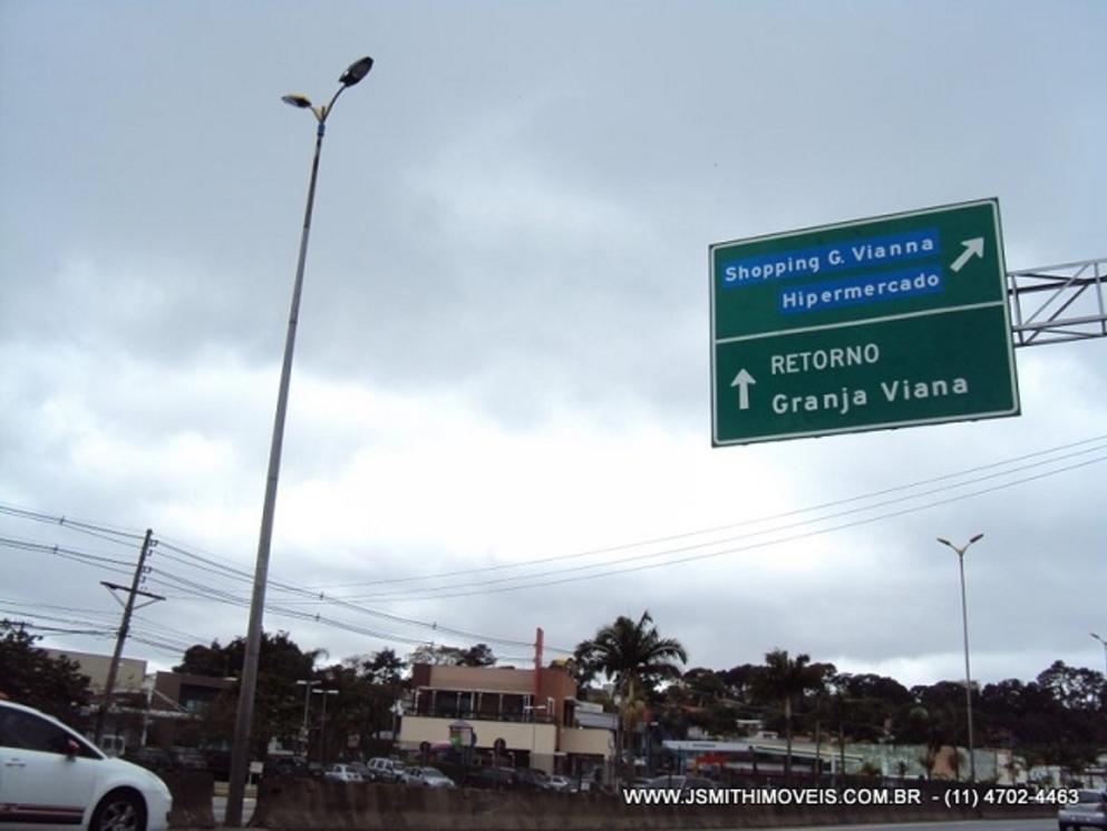 A REGIÃO DA GRANJA VIANA