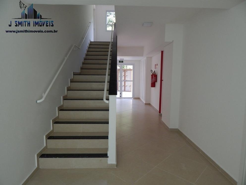 Hall social do prédio