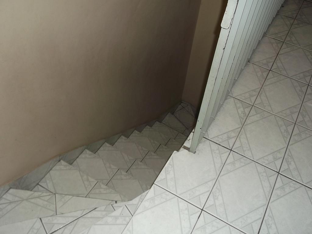 Acesso ao 2º pavimento