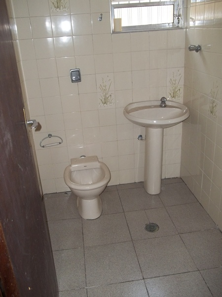 Banheiro salão de festas