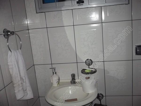 Banheiro de empregada