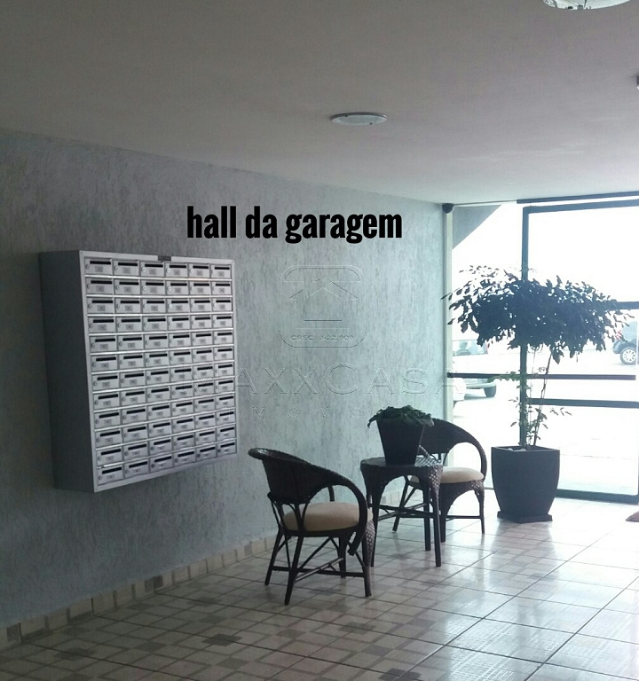 Hall da garagem