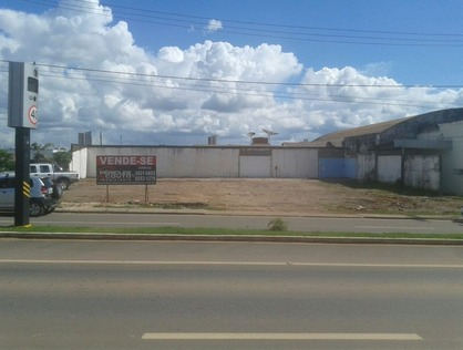 Ver mais detalhes de Terreno com 0 Dormitórios  em Centro - Ji-Paraná/RO