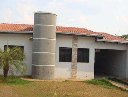 Ver mais detalhes de Casa com 2 Dormitórios  em Jardim das Seringueiras - Ji-Paraná/RO
