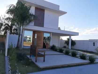 Ver mais detalhes de Casa com 3 Dormitórios  em Condomínio Ecoville - Ji-Paraná/RO