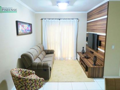 Ver mais detalhes de Apartamento com 2 Dormitórios  em Crispim - Pindamonhangaba/SP
