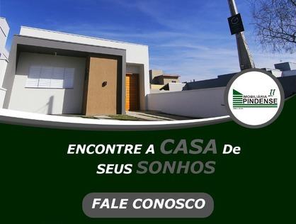 Ver mais detalhes de Casa com 3 Dormitórios  em Cond. Laguna - Pindamonhangaba/SP