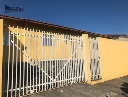 Ver mais detalhes de Casa com 2 Dormitórios  em Cidade Nova - Pindamonhangaba/SP