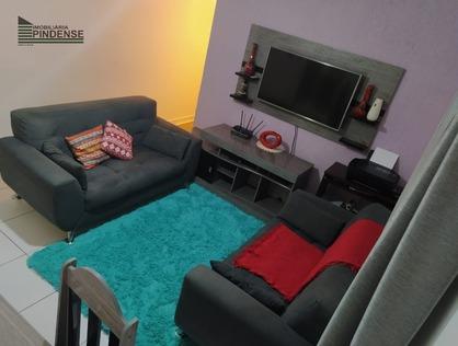 Ver mais detalhes de Apartamento com 2 Dormitórios  em Jardim Princesa - Pindamonhangaba/SP