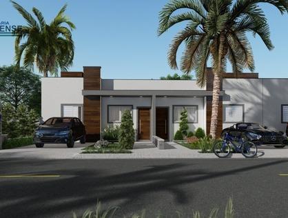 Ver mais detalhes de Casa com 2 Dormitórios  em Condomínio Península Residense - Pindamonhangaba/SP