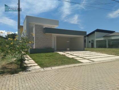 Ver mais detalhes de Casa com 3 Dormitórios  em cond. Veredas dos Manacás - Pindamonhangaba/SP