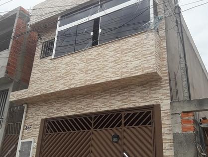 Ver mais detalhes de Casa com 2 Dormitórios  em jardim Varan - Suzano