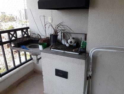 Ver mais detalhes de Apartamento com 2 Dormitórios  em Parque Residencial Aquarius - São José dos Campos/SP