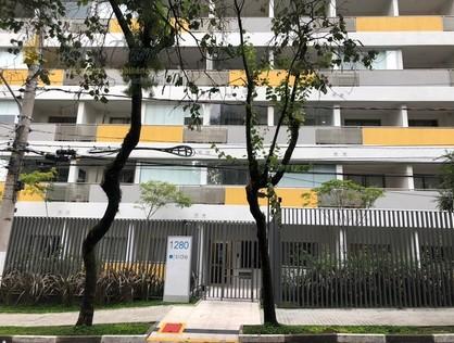 Ver mais detalhes de Apartamento com 1 Dormitórios  em Vila Madalena - São Paulo/SP
