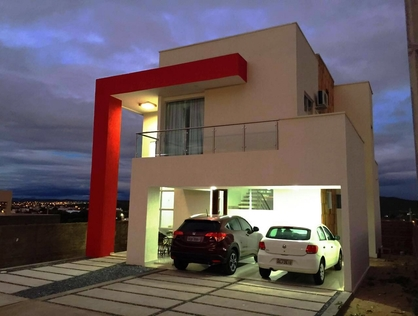 Ver mais detalhes de Casa com 1 Dormitórios  em Condomínio Parque Brejuí - Currais Novos/RN