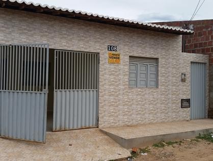 Ver mais detalhes de Casa com 2 Dormitórios  em Jose Dantas - Currais Novos/RN