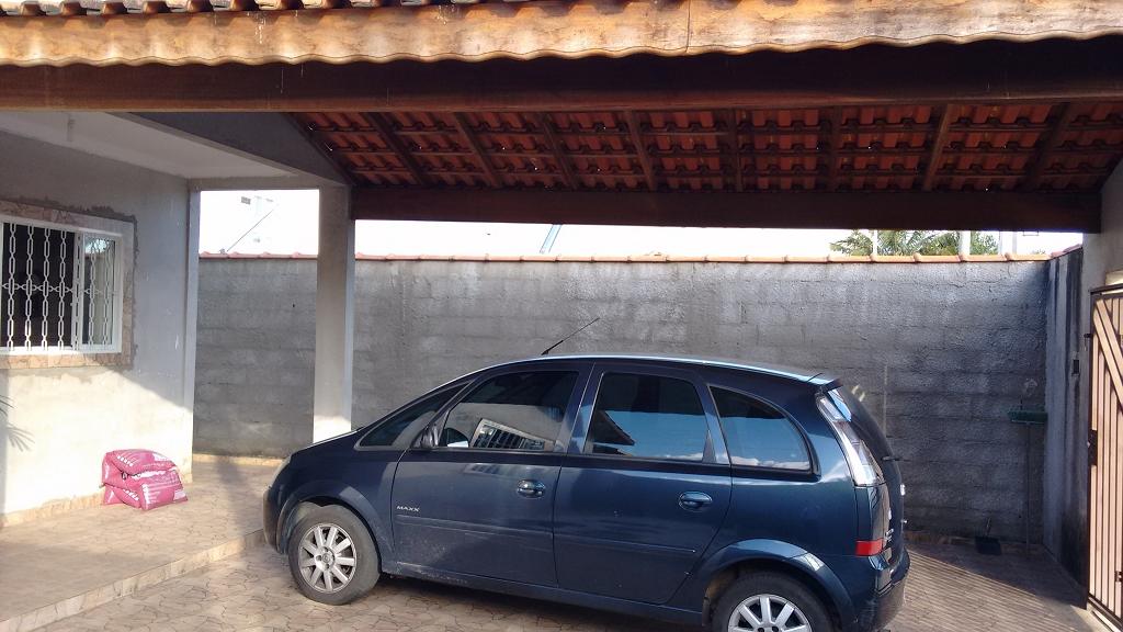 Garagem Coberta para 02 carros