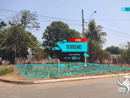 Ver mais detalhes de Terreno com 0 Dormitórios  em Industrial I - Sorriso/MT