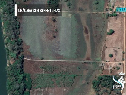 Ver mais detalhes de Rural com 0 Dormitórios  em Sorriso - MT - Sorriso/MT