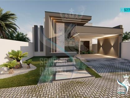Ver mais detalhes de Casa com 3 Dormitórios  em São Conrado - Sorriso/MT
