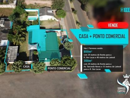 Ver mais detalhes de Comercial com 0 Dormitórios  em Village - Sorriso/MT