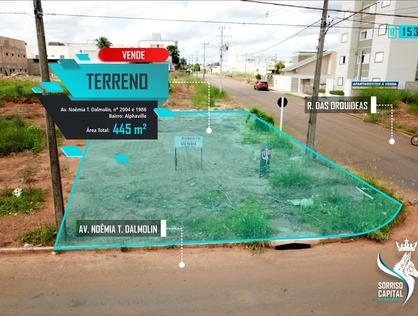 Ver mais detalhes de Terreno com 0 Dormitórios  em Parque dos Universitários - Sorriso/MT