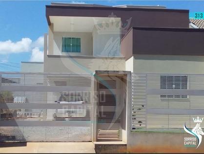 Ver mais detalhes de Casa com 2 Dormitórios  em Jardim Liberdade - Sorriso/MT