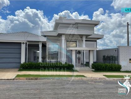 Ver mais detalhes de Casa com 3 Dormitórios  em Green Park - Sorriso/MT