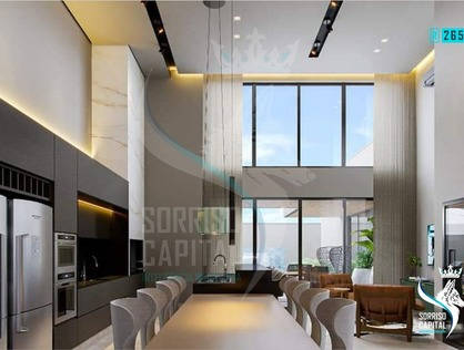 Ver mais detalhes de Casa com 3 Dormitórios  em Cidade Jardim - Sorriso/MT