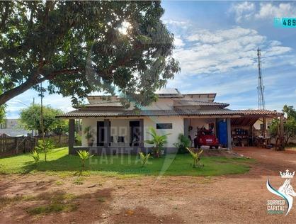 Ver mais detalhes de Casa com 2 Dormitórios  em Centro-Sul - Sorriso/MT