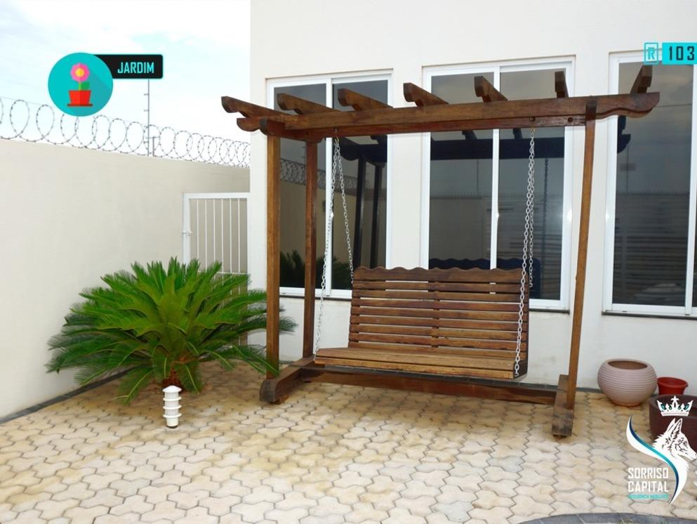 Casa / Residência em Villa Romana - Sorriso/MT com 3 ...