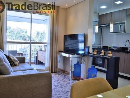 Ver mais detalhes de Apartamento com 3 Dormitórios  em Chácara São João - São Paulo/SP