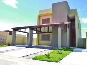 Ver mais detalhes de Casa com 4 Dormitórios  em Rincão - Mossoró/RN