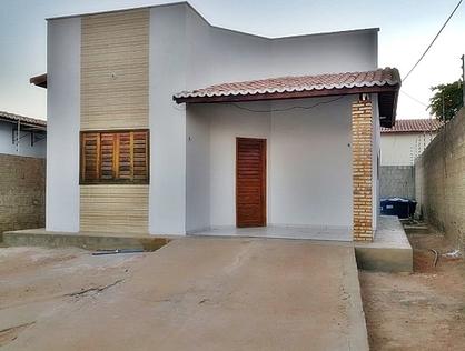 Ver mais detalhes de Casa com 2 Dormitórios  em Abolição - Mossoró/RN