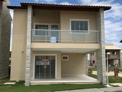 Ver mais detalhes de Casa com 4 Dormitórios  em Gado Bravo - Tibau/RN