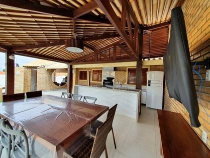 Ver mais detalhes de Casa com 4 Dormitórios  em Centro - Tibau/RN