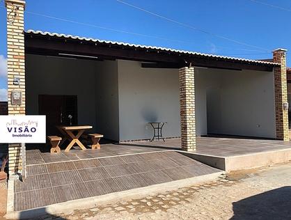 Ver mais detalhes de Casa com 3 Dormitórios  em Centro - Tibau/RN