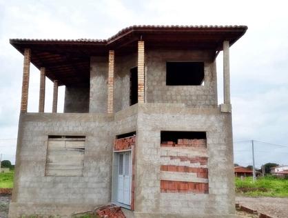 Ver mais detalhes de Casa com 2 Dormitórios  em Centro - Tibau/RN