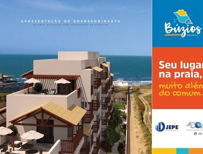 Ver mais detalhes de Apartamento com 2 Dormitórios  em Praia das Emanoelas - Tibau/RN