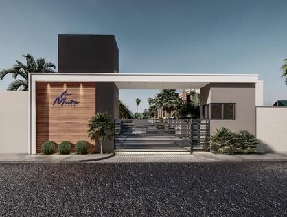 Ver mais detalhes de Casa com 2 Dormitórios  em Praia das Emanoelas - Tibau/RN