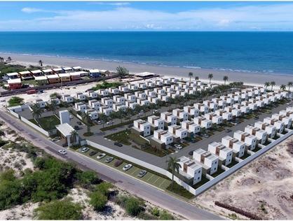 Ver mais detalhes de Casa com 3 Dormitórios  em Areias Alvas - Grossos/RN