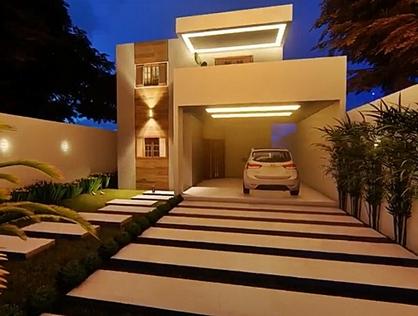 Ver mais detalhes de Casa com 3 Dormitórios  em Nova Betânia - Mossoró/RN