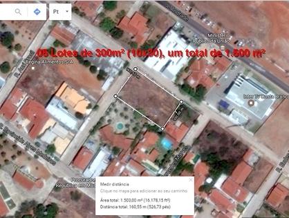 Ver mais detalhes de Terreno com 0 Dormitórios  em Costa e Silva - Mossoró/RN