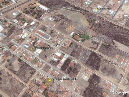 Ver mais detalhes de Terreno com 0 Dormitórios  em Parque Universitário - Mossoró/RN