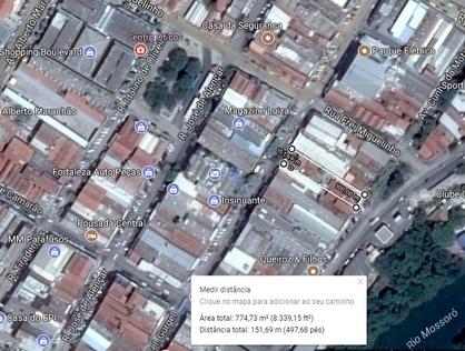 Ver mais detalhes de Terreno com 0 Dormitórios  em Centro - Mossoró/RN